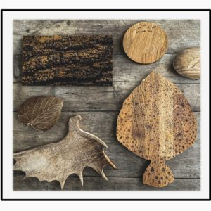 Trays and cutting boards